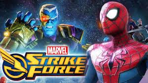 Marvel Strike Force Gameplay #1 ...