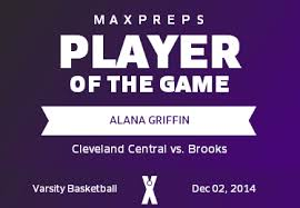 Alana Griffin's (Cleveland, MS) Awards | MaxPreps