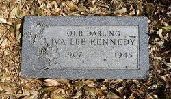 Iva Lee Hilbun Kennedy (1907-1945) - Find A Grave Memorial