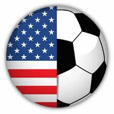 Usa Flag Soccer Ball Car Bumper Sticker Decal 5 X 5 Ebay