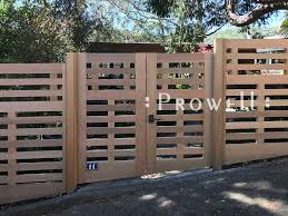 Building Gates And Fences To A Sloping Grade