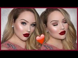 easy valentine s day makeup tutorials