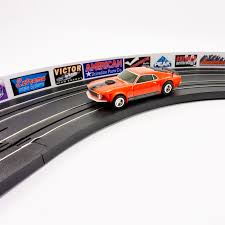 Soft Rail Guard Accessory Set For 1 64 Scale And 1 43 Slot Car Tracks Fits Afx