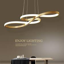 fashion dimmable led cord pendant