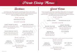 Menu of Pappadeaux Seafood Kitchen ...
