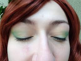 how i do my poison ivy makeup cosplay