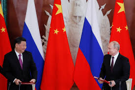 Russia and China: Axis of revisionists?