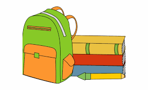 Bookbag clipart bagpack, Bookbag bagpack Transparent FREE for ...
