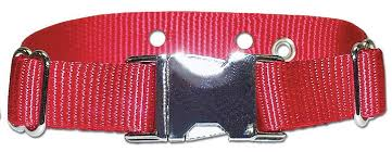 Metal Clasp 3 4 Wide Nylon Replacement Collar For Invisible Fence R21 Or R22 Or R51