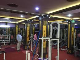 top 100 gyms in kanpur best las