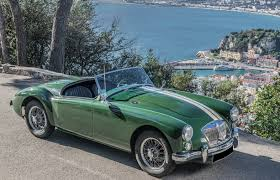 "MG ""A"" roadster – Rent A Classic Car"