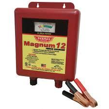 Parmak Magnum 12 Electric Fencer Qc Supply