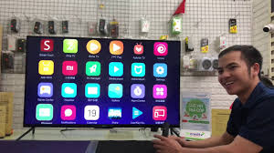 Chiêm ngưỡng Tivi Xiaomi Mi Tv 4 49 inch 4K HDR Giá Rẻ Nhất Việt Nam -  YouTube