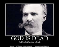 god s not dead he s still imaginary the godless wolf