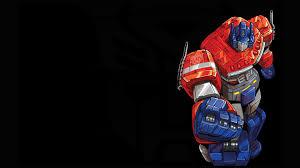 transformers optimus prime pat lee