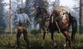 Red Dead Redemption 2 Money Glitch Make Thousands With The Horse Fence Glitch Gaming Entertainment Express Co Uk