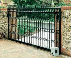 Iron Gate Entrance Wrought Iron Driveway Gates Metal Driveway Gates Wood Gates Driveway