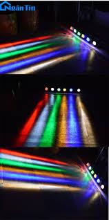 Đèn Pha Led Trang Trí Chiếu Rọi Ngoài Trời Led 10W DCT611C Ngân Tín (Ánh  Sáng Xanh) Đèn Trang Trí Ngân Tin
