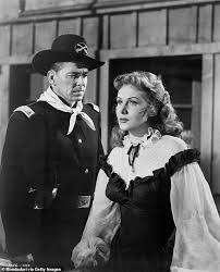 Rhonda Fleming, actress from Hollywood's golden age who starred alongside  Ronald Reagan, dies at 97 | Daily Mail Online