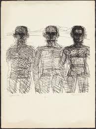 Johnson Lester | Milford Bathers (1965) | MutualArt