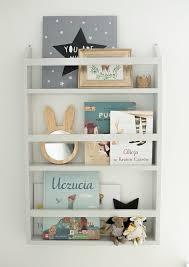 Baby Bookshelf Color Library For Children S Room Kids Etsy