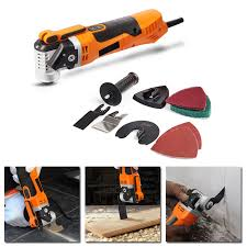 Hilda Electric Trimmer Multifunction Home Renovator Power Oscillating Wood  Tools|Tool Parts| - AliExpress