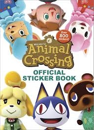 Animal Crossing Official Sticker Book ...