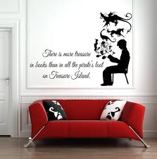 Books Wall Decal Reading Wall Decal Library Wall Decal Etsy In 2020 Book Wall Reading Wall Wall Quotes Decals