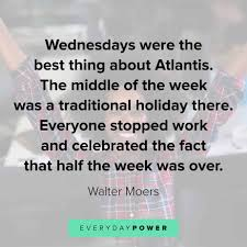 wednesday quotes to help you get through hump day