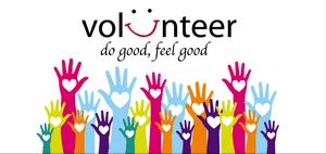 5 Reasons why we think volunteers are great people! - TeamKinetic
