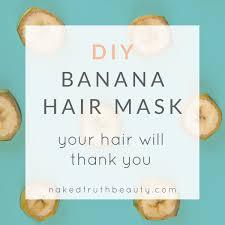 ing make at home hair mask