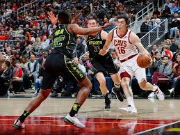 Cedi Osman brings energy and pace to new-look Cavaliers in win over Atlanta  – The Athletic