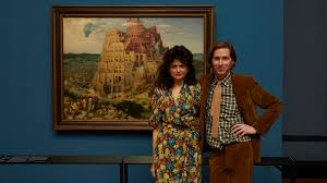 Wes Anderson's grand Vienna exhibition | Financial Times