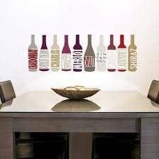 Above The Cupboards Lol Wine Wall Decal Wine Bottle Wall Bottle Wall