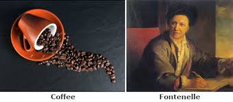 """coffee is a slow poison"""" """"slow it must be indeed for i have sipped"""