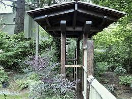 Japanese Garden Woodworks Wooden Gates Bamboo Fences