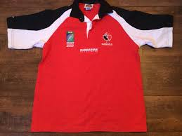 clic rugby shirts 2007 canada old