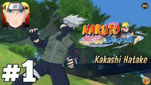 Naruto: Slugfest 3D OPEN WORLD MMO RPG Gameplay (iOS-Android-APK ...