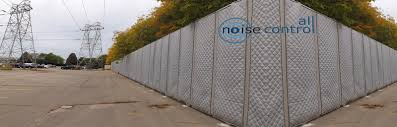 Soundproof Fence Barrier All Noise Control