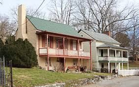 Jonesborough Historic District - Wikipedia