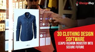 3d clothing design software leaps