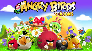 Pin by Han Xing on Angry birds | Angry birds seasons, Angry birds ...
