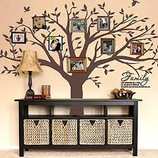 mafent family tree wall decal quote family like branches on a