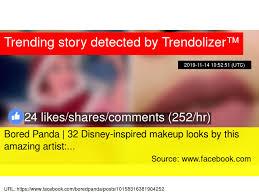 bored panda 32 disney inspired makeup