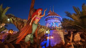 Journey of the Little Mermaid ...