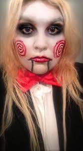 blonde bowtie costume evil
