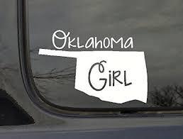 Wall Decor Plus More Wdpm3025 State Girl Silhouette Oklahoma Vinyl Car Decal White Price In Saudi Arabia Souq Saudi Arabia Kanbkam