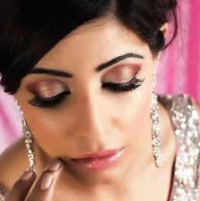 great looking lips in bridal makeup