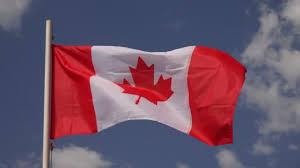 Flag Of Canada. 4K. — Stock Video © Hrustalev #84942736