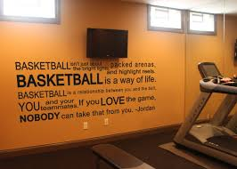 Basketball Quote Wall Decal Trading Phrases